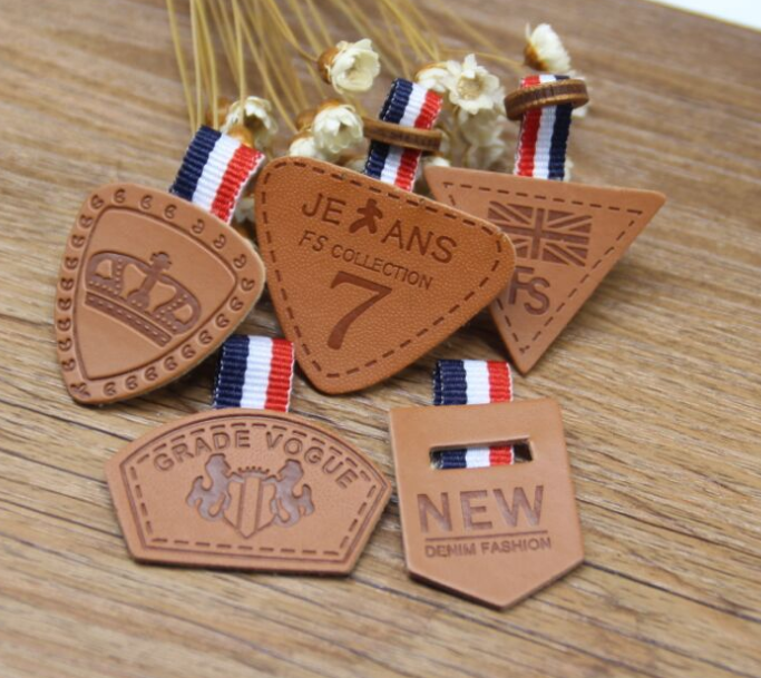 Leather tags/labels manufacturers